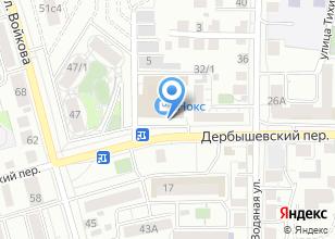 Компания «Пинскдрев» на карте