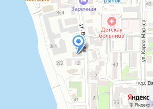 Компания «ЭкоСтрой» на карте