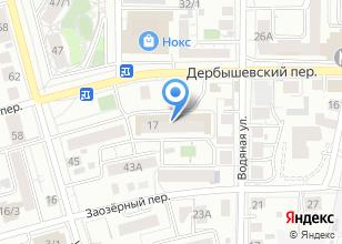 Компания «Швейная помощь» на карте