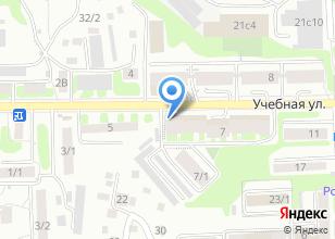 Компания «ГАФУР» на карте
