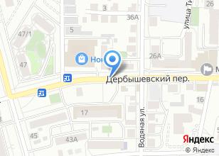 """Компания «""""ЗОВ Мебель""""» на карте"""