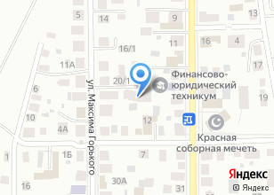 Компания «UserStory» на карте