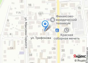 Компания «Энертон» на карте