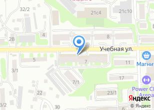 Компания «Сервисный центр по ремонту телефонов и ноутбуков» на карте