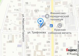 Компания «Региональный деловой центр Томской области» на карте