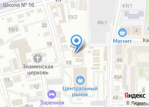 Компания «FASHION svadba» на карте