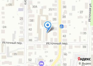 Компания «Эко Клининг» на карте