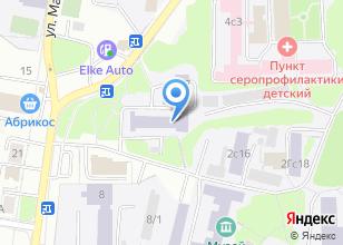 Компания «МедИнфо» на карте