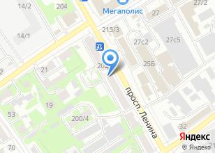 Компания «Валенсия» на карте