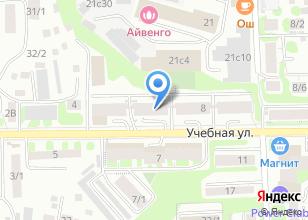 Компания «Прана» на карте
