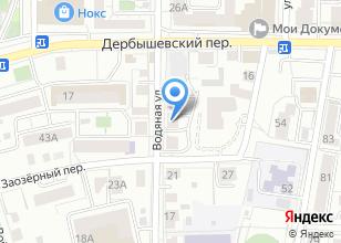 Компания «Скорая помощь» на карте