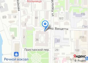 Компания «Одис» на карте