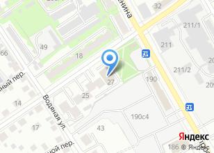 Компания «КомСервис» на карте