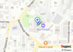 Компания «GOLDEN LIFE» на карте
