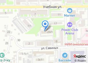 Компания «Наука, Техника, Медицина» на карте