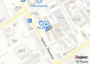 Компания «СпортБет» на карте