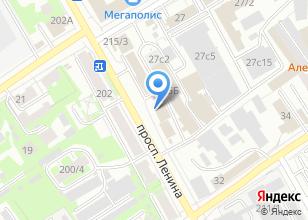 Компания «МИР МАТРАСОВ» на карте