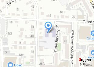 Компания «Детский сад №73» на карте