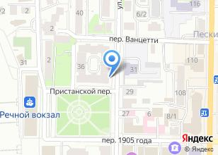 Компания «Viola» на карте
