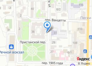 Компания «АРТ-Мебель» на карте