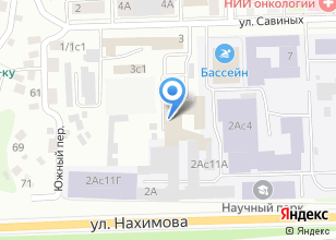 Компания «ТомскДизельСервис» на карте