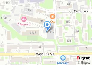 Компания «AquaBox» на карте