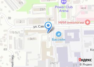Компания «РЕМКАР» на карте