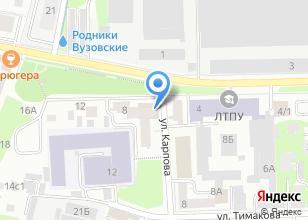 Компания «Экспресс мастер» на карте