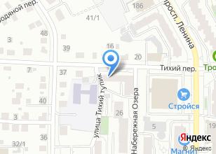 Компания «Fafabibi.ru» на карте