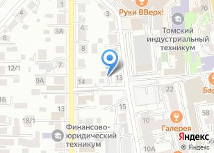 Компания «Медтехника» на карте