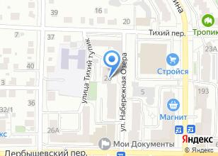 Компания «ПромИнжиниринг» на карте