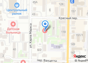 Компания «AvtoBoss» на карте