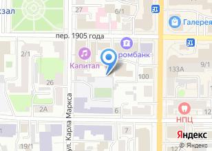Компания «Всё ОК» на карте