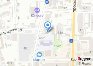 Компания «Компас-Т» на карте
