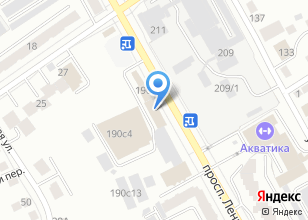 Компания «Атмосфера здоровья» на карте