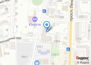 Компания «Академия праздников» на карте