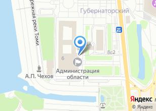 Компания «Губернская» на карте