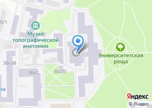 Компания «Национальный исследовательский Томский государственный университет» на карте