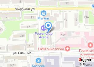 Компания «НИКА-Телеком» на карте