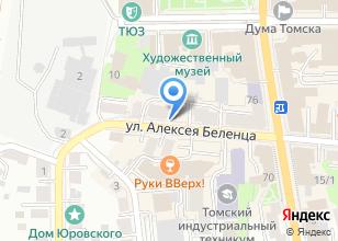 Компания «KUKLA» на карте