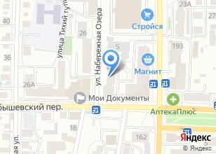 Компания «Реверс» на карте