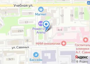 Компания «Анита-мебель» на карте