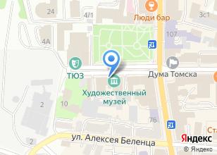 Компания «Экспонат» на карте