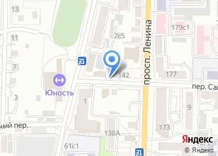 Компания «Дети70.рф» на карте