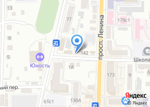 Компания «Мебеллея» на карте