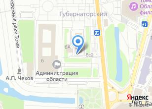 Компания «Ассоциация студенческих педагогических отрядов, АНО» на карте