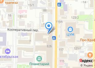Компания «Центр Программного Обеспечения - СИБИРЬ» на карте
