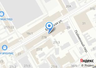 Компания «Ритуал-Томск» на карте