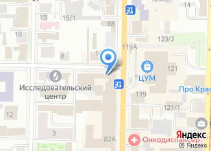 Компания «Мастер-Декор» на карте
