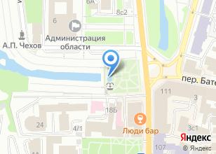 Компания «ЛинкСофт» на карте